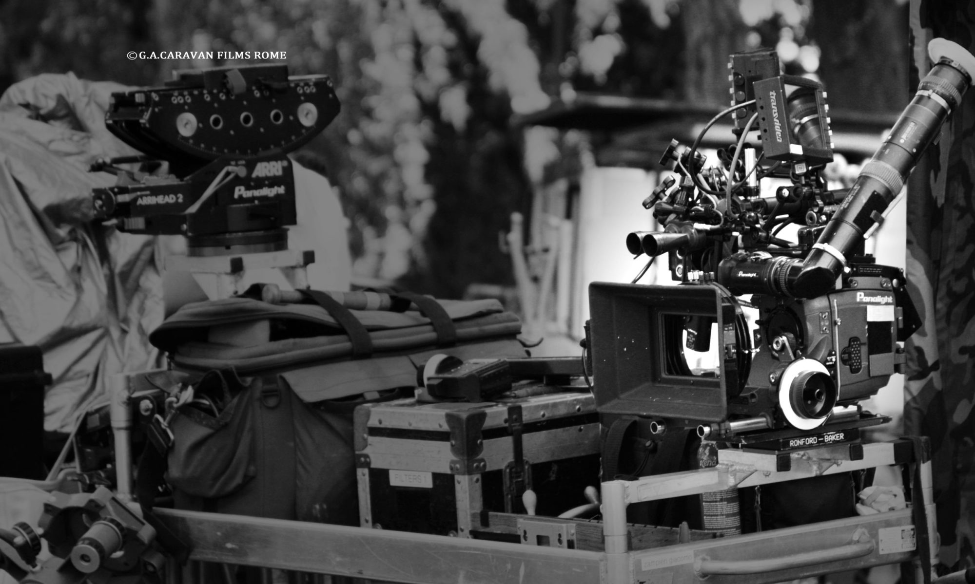 G.A. Caravan Films Rome